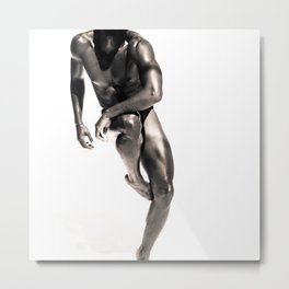 Jason - Dancer Series 2 Metal Print