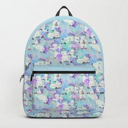 Unicorn Frolicking Backpack