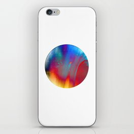 earth, wind and fire iPhone Skin