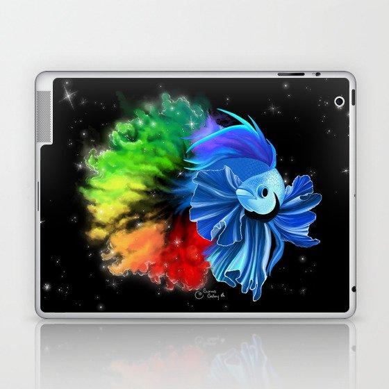 Stellar Betta Laptop & iPad Skin