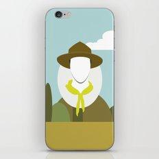 Moonrise Kingdom - Randy Ward (Edward Norton) iPhone & iPod Skin