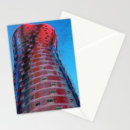 Torre Fira bcn Stationery Cards