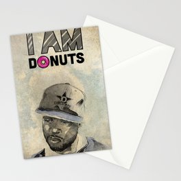 J DILLA Stationery Cards