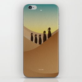 For Life iPhone Skin