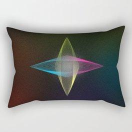 Geometrique 001 Rectangular Pillow