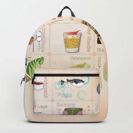 Japanese Food Backpack