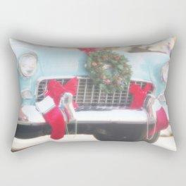 Holiday Cruisin' Rectangular Pillow