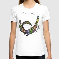 beard T-shirts featuring BEARD by Dani Herrera