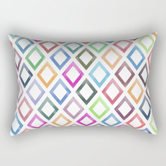 Lovely Pattern III Rectangular Pillow