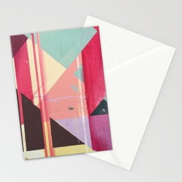 Seafoam Desert Roses Stationery Cards