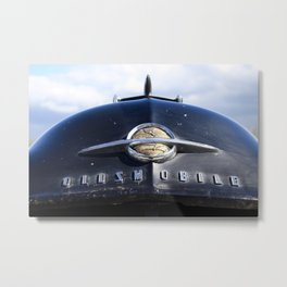 Oldsmobile Metal Print