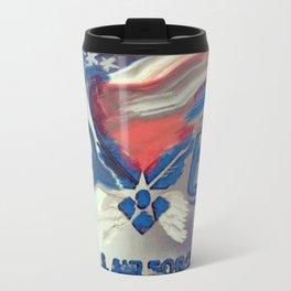 Air Force Brat Travel Mug