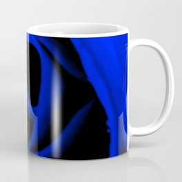 Blue Rose II Coffee Mug