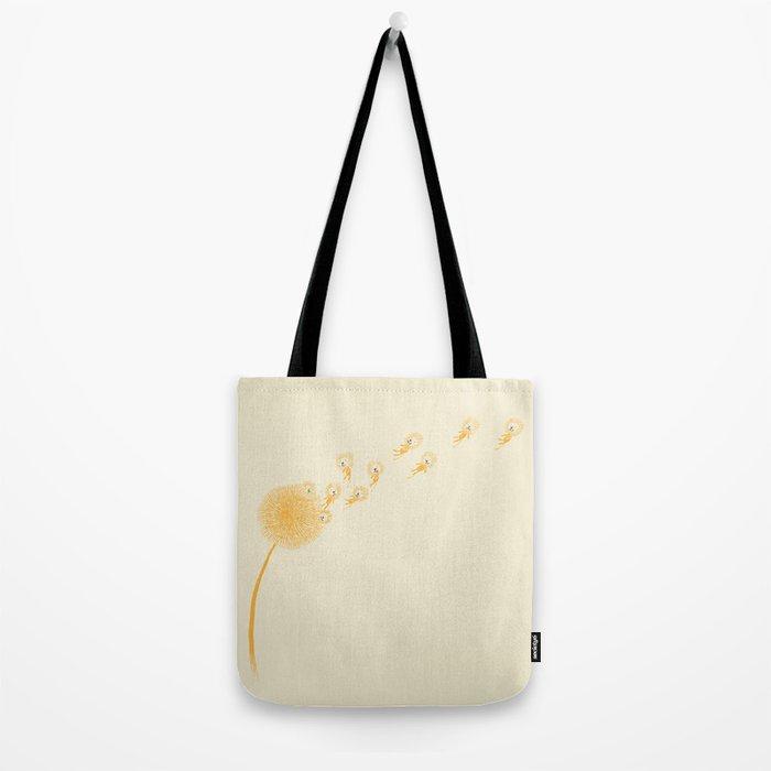 Dande-lions Tote Bag