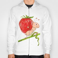 Strawberry Hoody