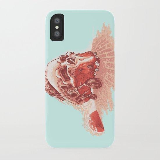 walking to dead! iPhone Case