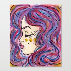 Feeling the Love Canvas Print