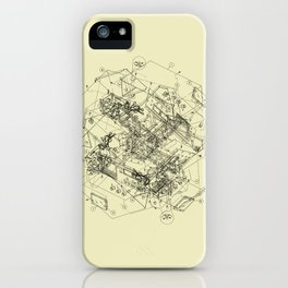 The Way Back iPhone Case