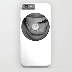 talk dirty to me iPhone 6s Slim Case