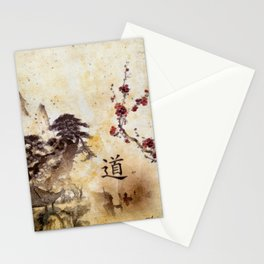 Tao Te Ching Stationery Cards