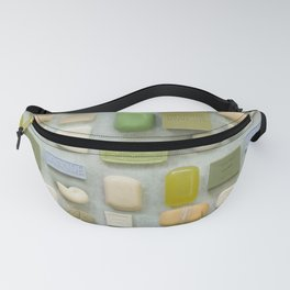 Soap Collection Spa Wellness Photography Fanny Pack