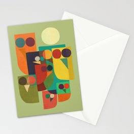 Owl squad Stationery Cards