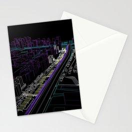 Tríptico Urbano Dos Stationery Cards