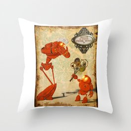 Home is Where Your Mom Is Throw Pillow