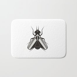 The fly Bath Mat