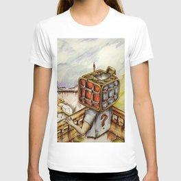 """Cubical"" T-shirt"