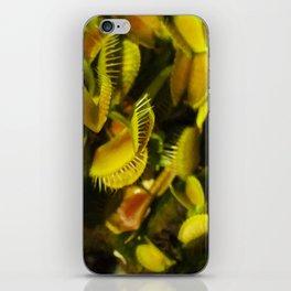 Floral Print 035 iPhone Skin