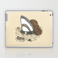 The Mullet Shark Laptop & iPad Skin