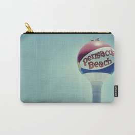 Happy Beach Carry-All Pouch