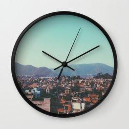 Kathmandu, Nepal Wall Clock
