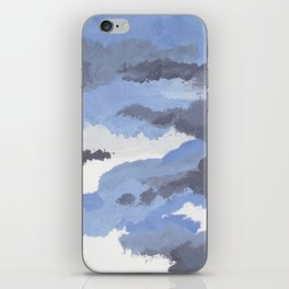 clouds_may iPhone Skin