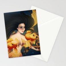 Kingyo no Joō Stationery Cards