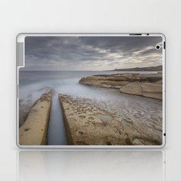 Salina, Malta Seascape Laptop & iPad Skin