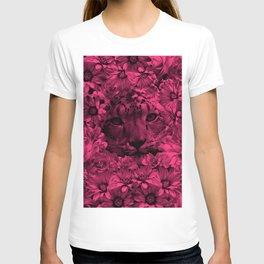 FLOWERS 7 LEOPARD T-shirt