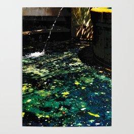Andromeda Pool Poster