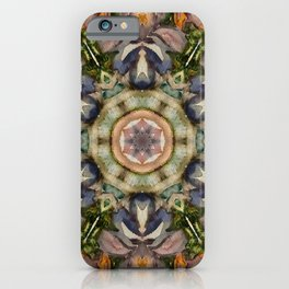 Mandala 24 iPhone Case