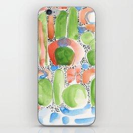 Mojito Plants iPhone Skin