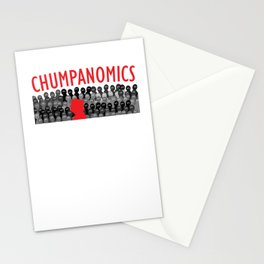 CHUMPANOMICS Stationery Cards