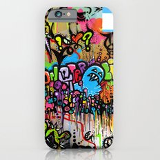 A Monster City Hello iPhone 6s Slim Case