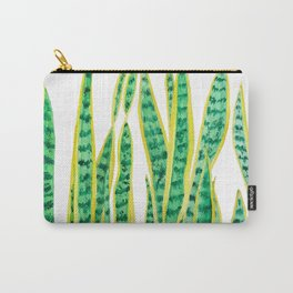 snake plant Carry-All Pouch