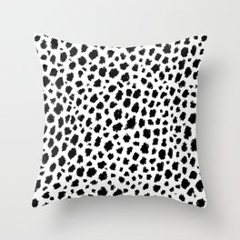 Another Messy Pattern Throw Pillow