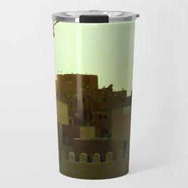 Layers of Cairo Travel Mug