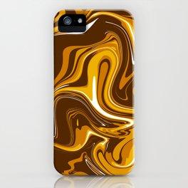 ABSTRACT LIQUIDS XI iPhone Case