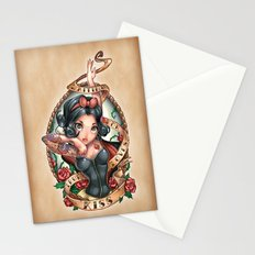 Waiting For Loves True Kiss Stationery Cards