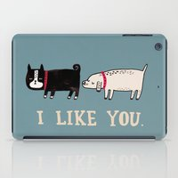 maroon 5 iPad Cases featuring I Like You. by gemma correll