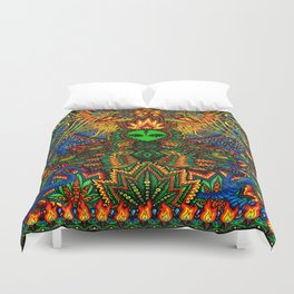 How Do You Like It Here? Duvet Cover